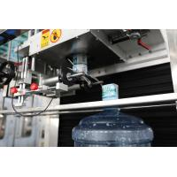 Full Automatic 5 Gallon Water Filling Machine , Mineral Pure Water Production Line Manufactures