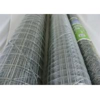 Low Carbon Steel Welded Wire Mesh Panel / Welded Wire Fence Panels For Farm Manufactures