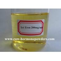 Homebrew Natural Anabolic Steroids , Tri Tren 200mg/Ml For Muscle Enhancement Manufactures