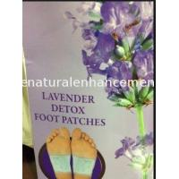 korea original Detox Foot Patch palsu Herbal product detox foot pads tipu Manufactures