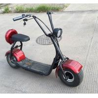500W Citycoco Brushless Electric Scooter 2 Wheels Kick Scooters For Adult Manufactures