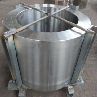 F6a SUS410 SUS403 S40300 403S17 Stainless Steel Valve Forging Rod Forgings Manufactures