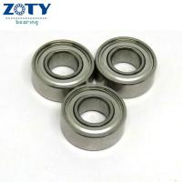 S684ZZ AISI440C environmental corrosion resistant stainless steel ball bearings 4x9x4mm electric machinery Bearing Manufactures