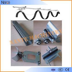 Crane / Hoist C Track Festoon System Conductor Rails 32mm*30mm*1.5mm Manufactures