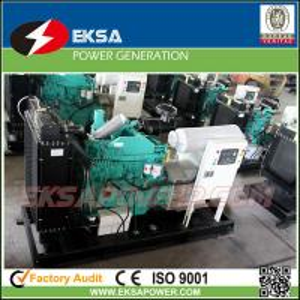 China 24/30 KVA Open / Silent Cummins Engine Diesel Generator Set on sale