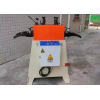 Quality Automatic Metal Straightening Machine , 0.1mm - 0.6mm Thin Plate Plate for sale