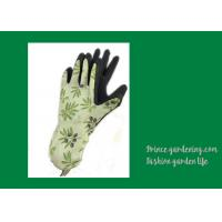 Buy cheap Multi Color Womens Gardening Gloves from wholesalers