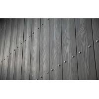 Wooden Grain Texture Sheet Cladding For External Walls , Fiber Cement Decoration Board Manufactures