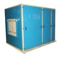 Factory Clean Room Equipment Air Handling Unit / AHU Flexible Compact Structure Manufactures