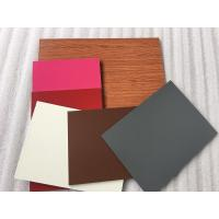 Quality High Flexibility ACM Aluminum Composite Material With Heat And Sound Insulation for sale