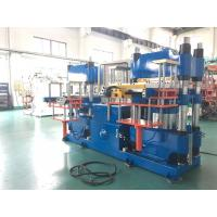 4 Molds Installed , 400 Ton Car Brake Pads Making Machine With Two Motors Manufactures