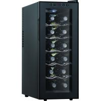 BW-35D3 Wine Cooler Commercial Refrigerator Freezer With Adjusted legs Manufactures