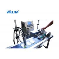 Continuous Self Cleaning Small Character Inkjet Printer Machine For Date Number