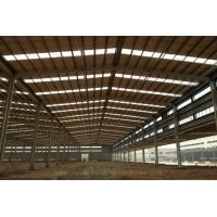 Buy cheap Hot-dip Galvanized Prefabricated Warehouse Steel Structure Building from wholesalers