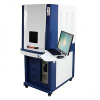 300*300mm fiber laser marking machine 1 MJ less than 600W AC220V/50HZ Manufactures