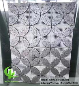Decoration Aluminum Ceiling Tiles Perforated Aluminum Ceiling Panel Manufactures