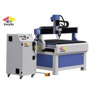 Small CNC Wood Router Machine , Hobby CNC Milling Machine Easy Operate Manufactures
