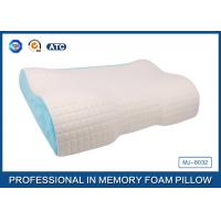 Different Height  Wave Memory Foam Contour Pillow with Deluxe Comfort Pillow Cover Manufactures