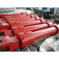 Single Hydraulic Cylinder Welded Hydraulic Cylinders For Oil Industry Manufactures