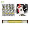 22 / 32 Inch Led Light Bar Led Roadway Lighting Die Cast Aluminum Housing Manufactures