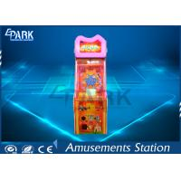 Fashion Design Redemption Game Machine Joysticks Ball 12 Months Warranty Manufactures