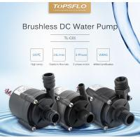 TOPSFLO TL-C01 12v 24v brushless dc mini water pump