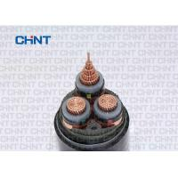 Copper Conductor Armoured Power Cable , MV Power Cable IEC60502.2 Approval Manufactures