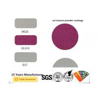 Weather Resistant Outdoor Powder Coating UV Protected Polyester Resin Meterial Manufactures