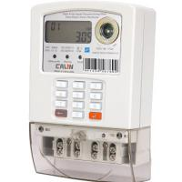 Mini Grid PV Solar Generator Single Phase Prepaid Kwh Meter with Monitoring Remotely Manufactures