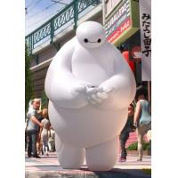 Inflatable white for commercial campaign (Size can be optional) Manufactures