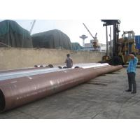 34'' 864mm OD Hot Rolled Steel Pipe , Alloy Steel PipeSCH 40 - 140mm WT Manufactures