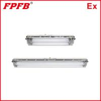 BYS explosion proof anticorrosive full plastic fluorescent lamp Manufactures