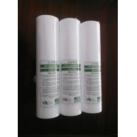 Quality 10inch 1micron 110g pp water filter cartridge polyprolene melt blown filter cartridge for sale