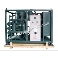 Transformer Oil Filtration Plant China Supplier, vacuum distillation cleaning system Manufactures