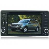 Subaru Forester Car Dvd Gps Navigation System With Bluetooth 20 Channels Manufactures