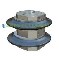 TBM Tunneling Double Disc Cutter / 42CrMo Twin Boring Machine Cutter Manufactures
