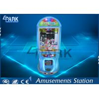 Cartoon Design Mini Toy Claw Machine , Small Crane Machine Double Functions Manufactures