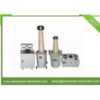 China China AC Hipot Testesting Equipment with Oil Filled HV Transformer on sale