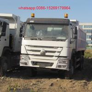 SINOTRUK HOWO 336hp 6x4 10 wheel dump truck capacity with 30ton Manufactures