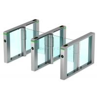 Access Control Automatic Turnstile Speedgate 900 Servo Motor Turnstyle Gate Manufactures