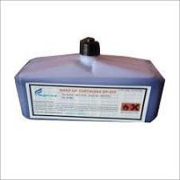 Black 500ML Industrial Marking Ink for Continious InkJet Coding Printer Manufactures