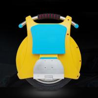 Quality High-Tech Single Wheel Gyroscopic Electric Unicycle , Portable One Wheel Stand for sale