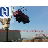 China Sinotruk 10 Wheel Heavy Duty Dump Truck For Sand Transport Left Hand Drive on sale