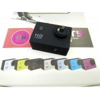 """Gopro Style Sports Action Video Cameras HD 1080P 30M Waterproof 12MP 1.5"""" LCD  DV Car Dvr Diving Camera Manufactures"""