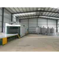 Automatic Continuous Foaming Machine For Producing Flexible Polyurethane Foam Manufactures
