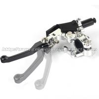 DRZ 400 S Motorcycle Brake Clutch Lever Dirt Bike Clutch Handle CNC Aluminum Manufactures