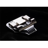 Snap- on / replacement type Hair Clipper Blades Special Size for Dog Toe Manufactures