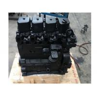 Black Cummins Engine Cylinder Block 4BT DCEC 4BT3.9 ISO Certificate Approved Manufactures