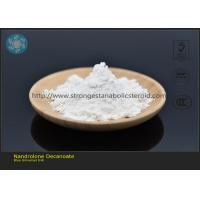Muscle Building Deca Durabolin Steroids Nandrolone Decanoate Raw White Powder Manufactures