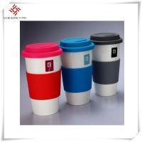 Custom 2d,3d or full printing cute Eco-friendly non-toxic pvc coffee mugs for kids Manufactures